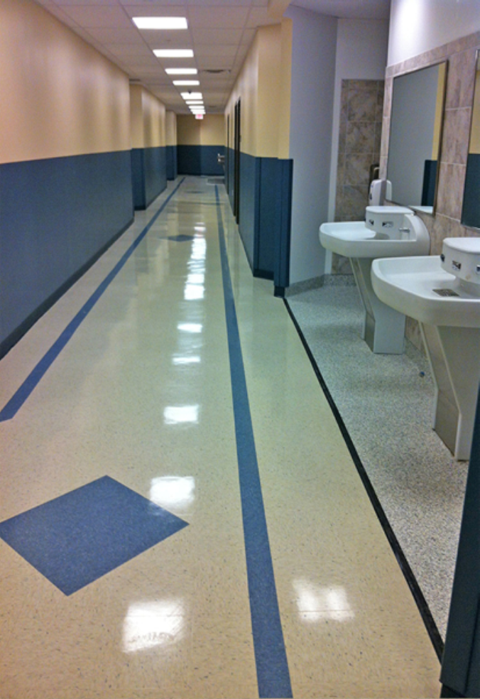 Element Commercial Construction Governors Charter Academy